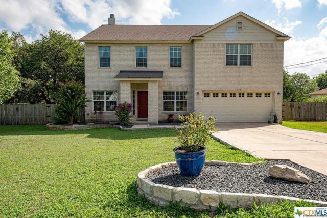 599 Bella Vista Circle, Kyle, TX 78640 (#381245) :: Kourtnie Bertram | RE/MAX River Cities