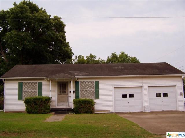 501 Beacon, Cuero, TX 77954 (MLS #381652) :: Kopecky Group at RE/MAX Land & Homes