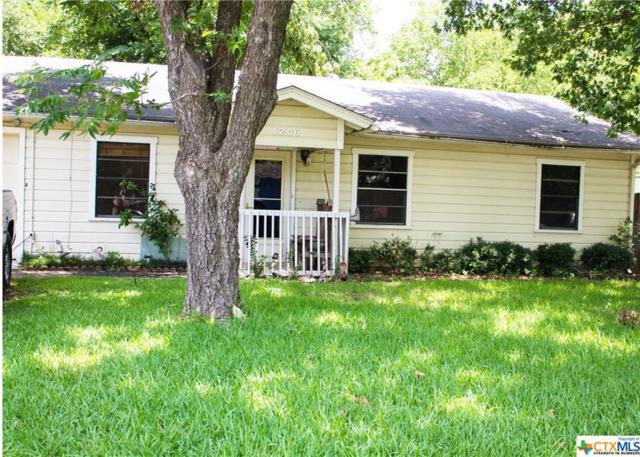 1206 Woodall Street, Belton, TX 76513 (MLS #381996) :: Vista Real Estate