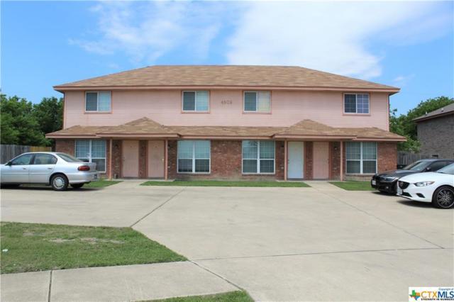4509 Mattie Drive, Killeen, TX 76549 (MLS #382148) :: The i35 Group