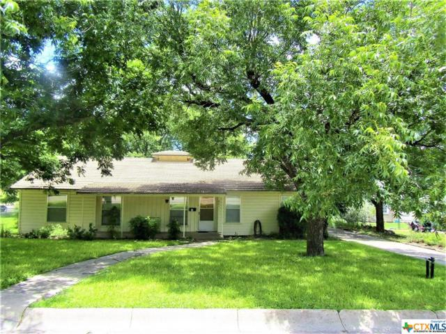 601 S Howe Street, Lampasas, TX 76550 (#382210) :: Realty Executives - Town & Country