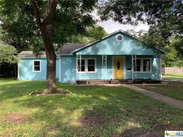 216 Moore Street, Seguin, TX 78155 (MLS #382543) :: Berkshire Hathaway HomeServices Don Johnson, REALTORS®