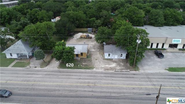620 E 6th Avenue, Belton, TX 76513 (MLS #382594) :: The i35 Group