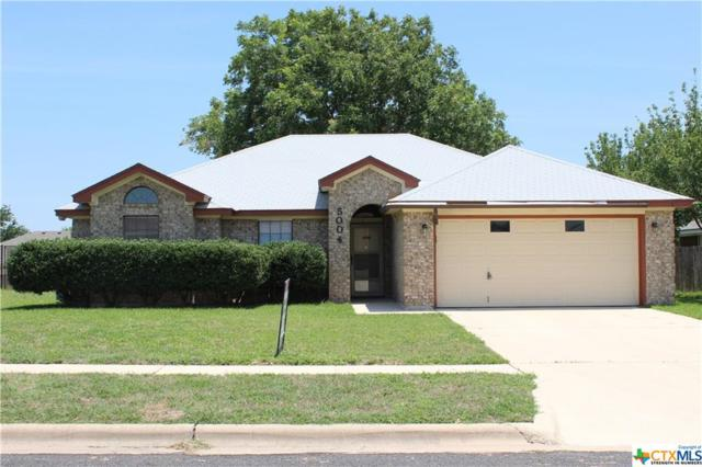 5004 Lindsey Drive, Killeen, TX 76542 (MLS #382631) :: The Zaplac Group