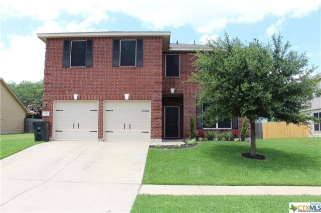 411 E Little Dipper, Killeen, TX 76542 (MLS #382750) :: Vista Real Estate