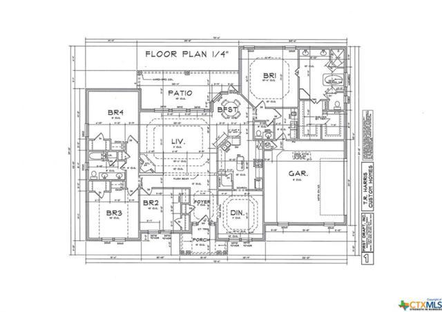 1130 Lutheran Church Road, Copperas Cove, TX 76522 (MLS #383022) :: Vista Real Estate