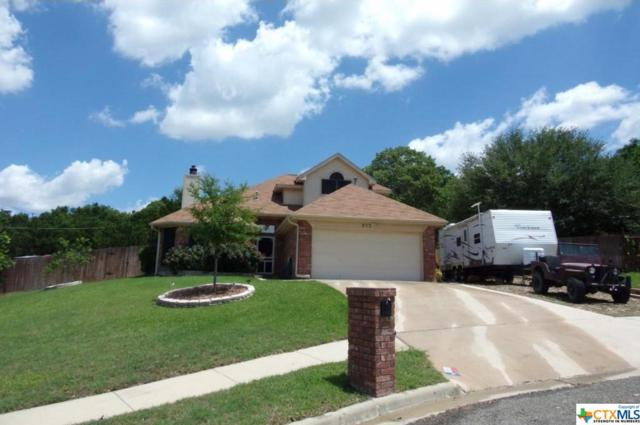 803 Houston Street, Copperas Cove, TX 76522 (MLS #383265) :: The Real Estate Home Team