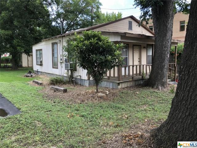 327 S Guadalupe Street, San Marcos, TX 78666 (MLS #383413) :: The Real Estate Home Team