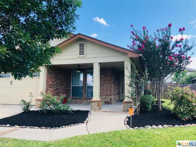 5402 Golden Gate Drive, Killeen, TX 76549 (MLS #383681) :: Brautigan Realty