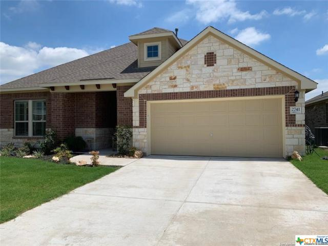 2741 Ridgeforest Drive, New Braunfels, TX 78130 (#383733) :: Realty Executives - Town & Country