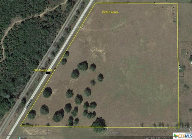 00 Old Cuero Road, Yoakum, TX 77995 (MLS #383765) :: The Zaplac Group