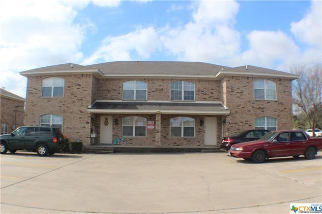 100 E Robin D, Harker Heights, TX 76548 (MLS #384186) :: The Graham Team