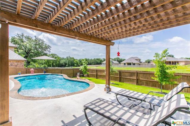 1743 Yturria Drive, Belton, TX 76513 (MLS #384391) :: Brautigan Realty