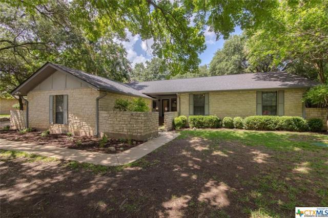 1606 Chisholm Trail, Salado, TX 76571 (MLS #384393) :: The Graham Team
