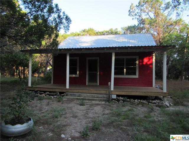 996 County Road 3830, Evant, TX 76525 (MLS #384513) :: The Graham Team