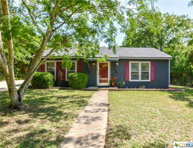 104 E Lorrie Avenue, Nolanville, TX 76559 (MLS #384576) :: The Graham Team