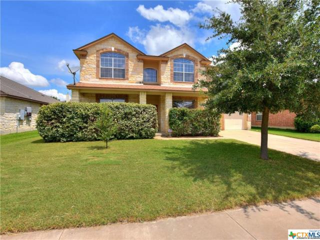6201 Suellen Lane, Killeen, TX 76542 (MLS #384675) :: Brautigan Realty