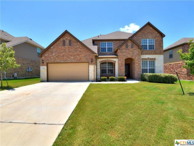 822 Green Meadows Drive, Harker Heights, TX 76548 (MLS #384733) :: Brautigan Realty