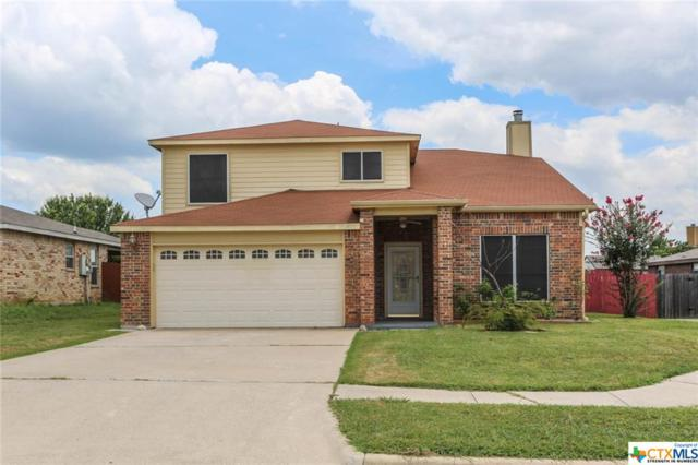 4504 Paintbrush Drive, Killeen, TX 76542 (MLS #384763) :: The Graham Team
