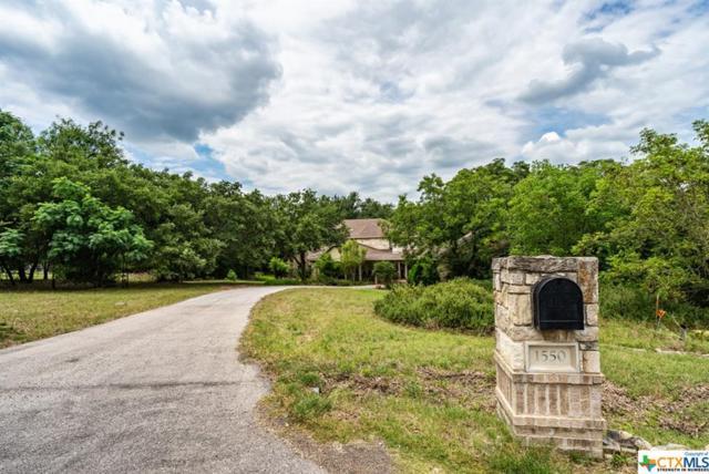 1550 Great Oaks, Salado, TX 76571 (#384940) :: Realty Executives - Town & Country