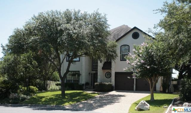 2725 Morning Moon, New Braunfels, TX 78132 (MLS #384964) :: The i35 Group