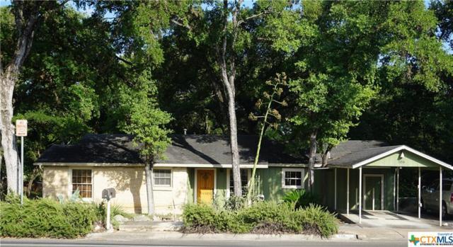 106 E Holland Street, San Marcos, TX 78666 (MLS #384969) :: The Graham Team