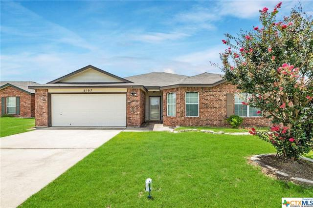 5107 Lauren Lea Drive, Killeen, TX 76549 (MLS #384976) :: Brautigan Realty