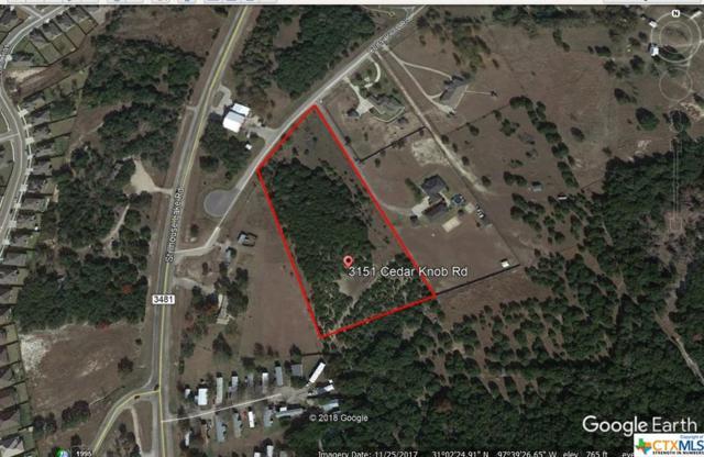 3121 & 3151 Cedar Knob Circle, Harker Heights, TX 76548 (MLS #384979) :: Brautigan Realty