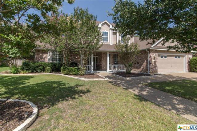 2105 Grizzly Trail, Harker Heights, TX 76548 (MLS #384980) :: The Graham Team