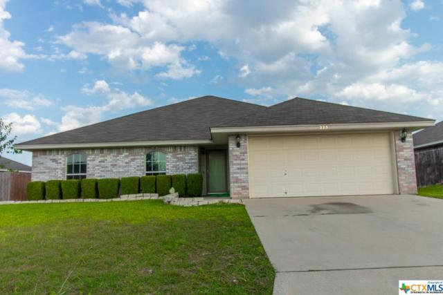 225 Oak Ridge Drive, Nolanville, TX 76559 (MLS #385103) :: The Graham Team