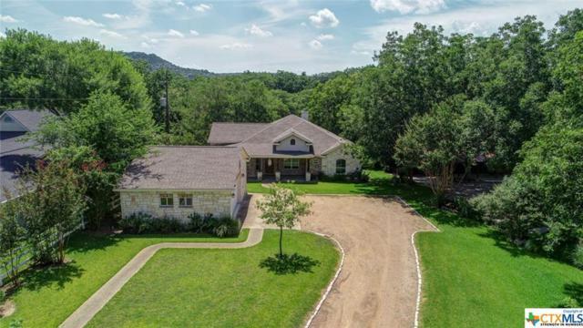 2543 Edgegrove, Canyon Lake, TX 78133 (MLS #385106) :: Berkshire Hathaway HomeServices Don Johnson, REALTORS®