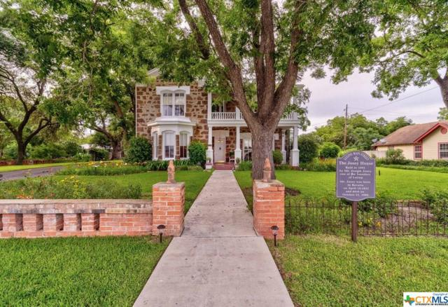 115 E Davis Street, Luling, TX 78648 (MLS #385181) :: The Zaplac Group