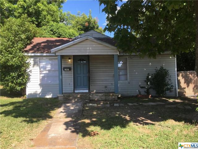 1407 S 6th Street, Temple, TX 76504 (MLS #385185) :: The Graham Team
