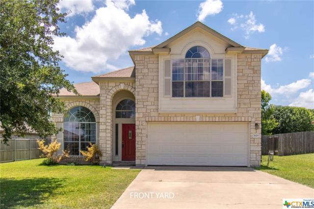 7123 Brandon Drive, Temple, TX 76502 (MLS #385192) :: Berkshire Hathaway HomeServices Don Johnson, REALTORS®