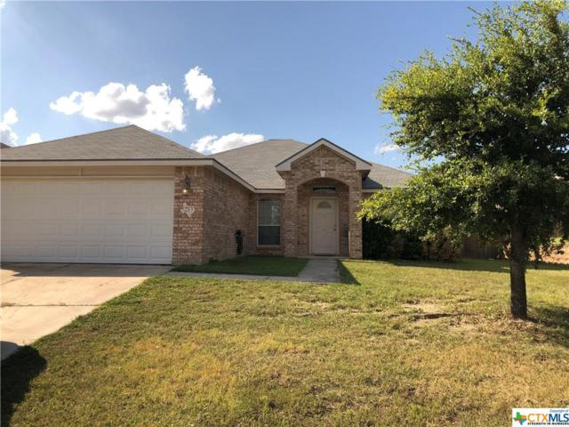 213 Tribal Trail, Harker Heights, TX 76548 (MLS #385237) :: The Graham Team