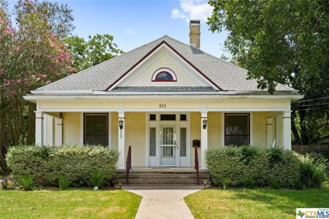 813 S Brazos Street, Lockhart, TX 78644 (MLS #385345) :: Vista Real Estate