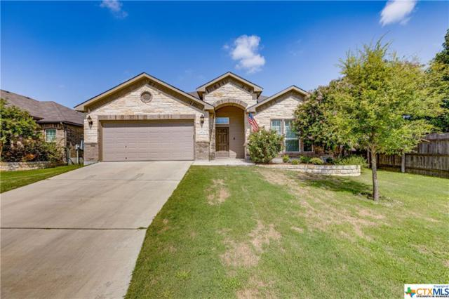 1304 Branchwood Way, Temple, TX 76502 (MLS #385447) :: Brautigan Realty