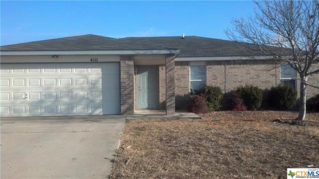 4111 Sand Dollar Drive, Killeen, TX 76549 (MLS #385707) :: Magnolia Realty