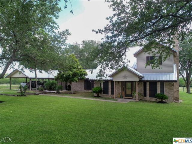 9645 Fm 1726, Goliad, TX 77963 (MLS #385948) :: Kopecky Group at RE/MAX Land & Homes