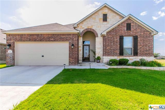 410 Stonehouse Lane, Temple, TX 76502 (MLS #386877) :: Brautigan Realty