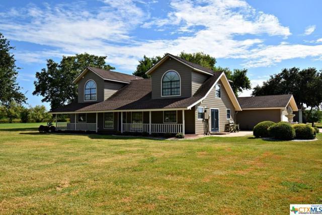 384 N Maxwell Lane, Port Lavaca, TX 77979 (MLS #386907) :: RE/MAX Land & Homes