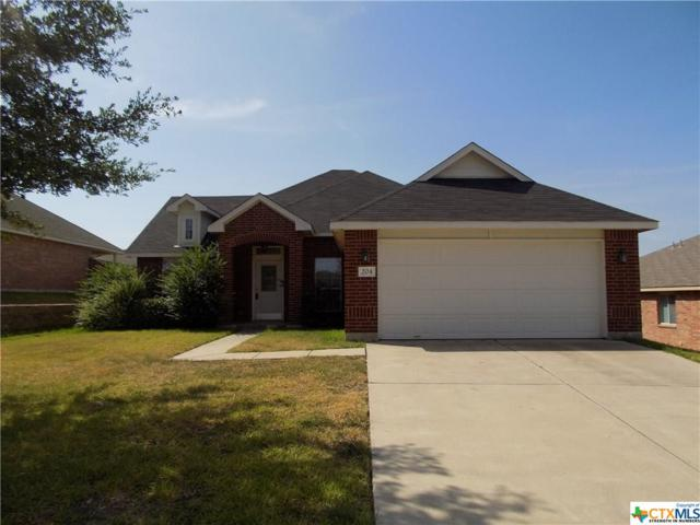 204 Tribal Trail, Harker Heights, TX 76548 (#387028) :: Realty Executives - Town & Country