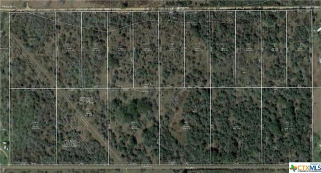 Tract 7 Rainbow, Thomaston, TX 77954 (MLS #387030) :: Berkshire Hathaway HomeServices Don Johnson, REALTORS®