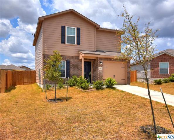 217 Koontz Loop, Jarrell, TX 76537 (#387129) :: Realty Executives - Town & Country