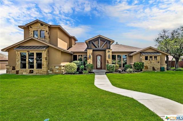 8032 Chimney Hill Drive, Nolanville, TX 76559 (#387246) :: 12 Points Group