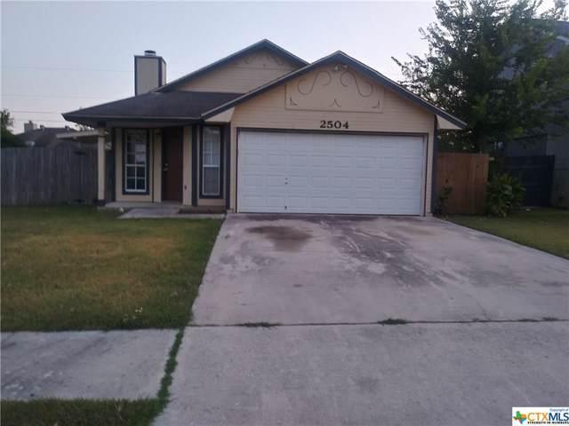 2504 Windmill Drive, Killeen, TX 76549 (MLS #388387) :: The Graham Team