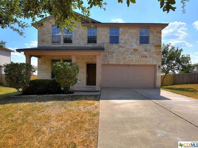 136 Regent Cove, Kyle, TX 78640 (MLS #388592) :: The Graham Team