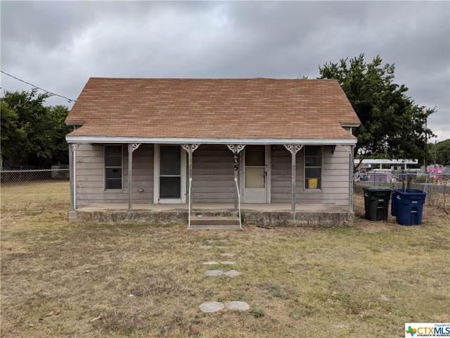 405 N Main Street, Copperas Cove, TX 76522 (MLS #389064) :: The Real Estate Home Team