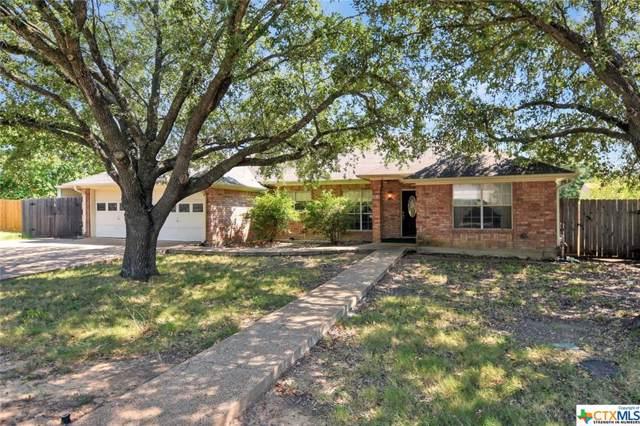 6014 Wildcat Drive, Temple, TX 76502 (MLS #389698) :: Brautigan Realty