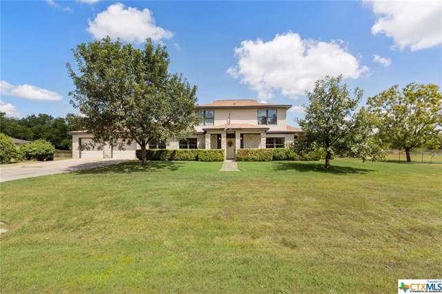6520 Venus, Temple, TX 76502 (MLS #389711) :: The Graham Team